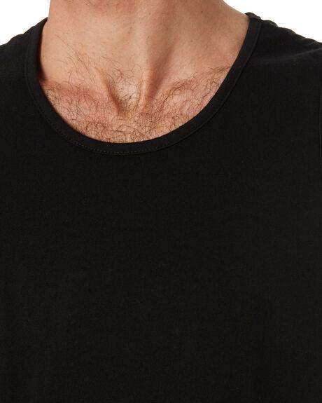 BLACK MENS CLOTHING SWELL SINGLETS - S5212285BLACK