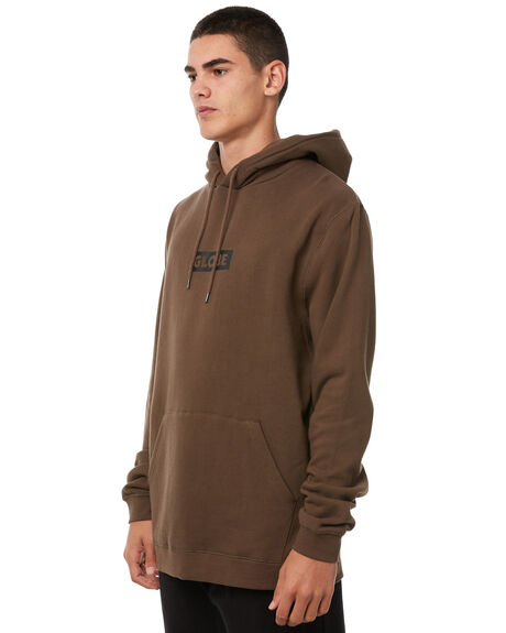BRONZE MENS CLOTHING GLOBE JUMPERS - GB01833006BRNZ