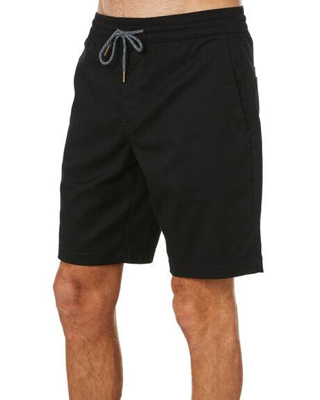 BLACK MENS CLOTHING VOLCOM SHORTS - A1022003BLK