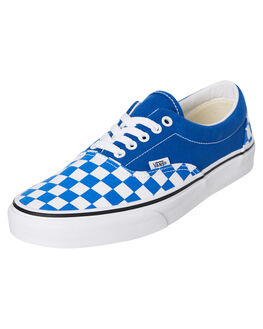 BLUE WOMENS FOOTWEAR VANS SNEAKERS - SSVNA38FRVOUW