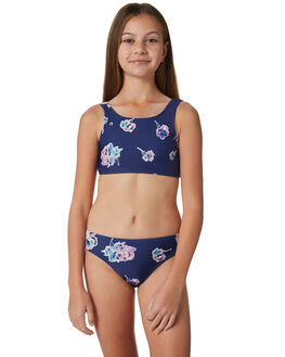 WATER FLORAL KIDS GIRLS MUNSTER KIDS SWIMWEAR - MM181BK02WAT