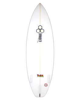 WHITE BOARDSPORTS SURF CHANNEL ISLANDS SURFBOARDS - CIFEVWHT