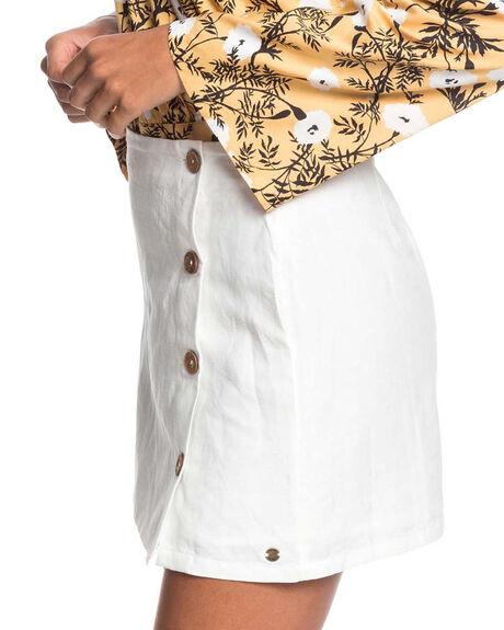 SNOW WHITE WOMENS CLOTHING ROXY SKIRTS - ERJWK03072-WBK0