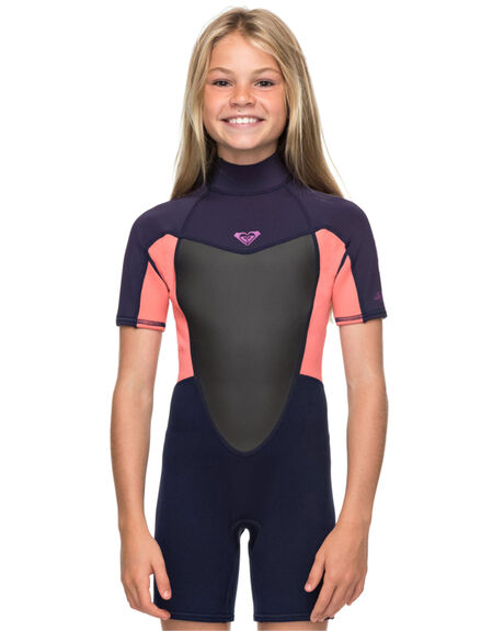 BLUE RIBBON/CORAL BOARDSPORTS SURF ROXY GIRLS - ERGW503008-XBBM
