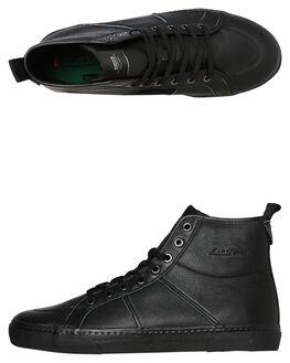 BLACK MONTANO MENS FOOTWEAR GLOBE SNEAKERS - GBLAII20385