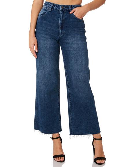 LADY STARLIGHT WOMENS CLOTHING WRANGLER JEANS - W-951409-LB6