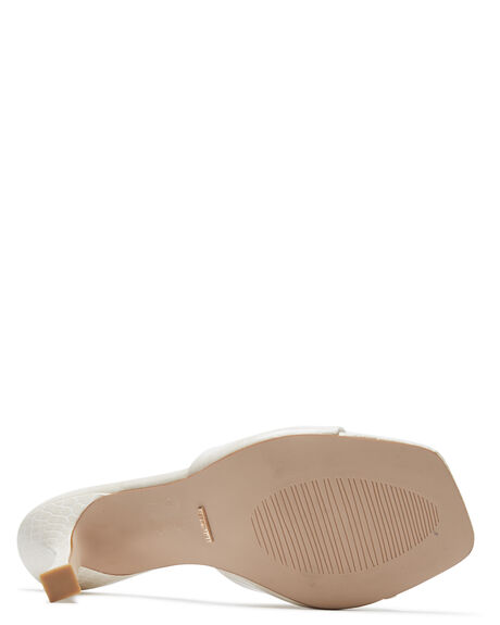 BONE CROC WOMENS FOOTWEAR BILLINI HEELS - H1659BNECR