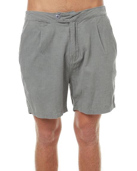STONE GREY MENS CLOTHING RUSTY SHORTS - WKM0904SOG
