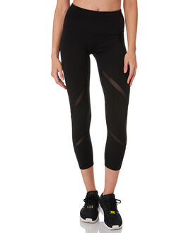 BLACK WOMENS CLOTHING LORNA JANE ACTIVEWEAR - 041928BLK