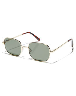GOLD MENS ACCESSORIES LE SPECS SUNGLASSES - LSP1802458GLD