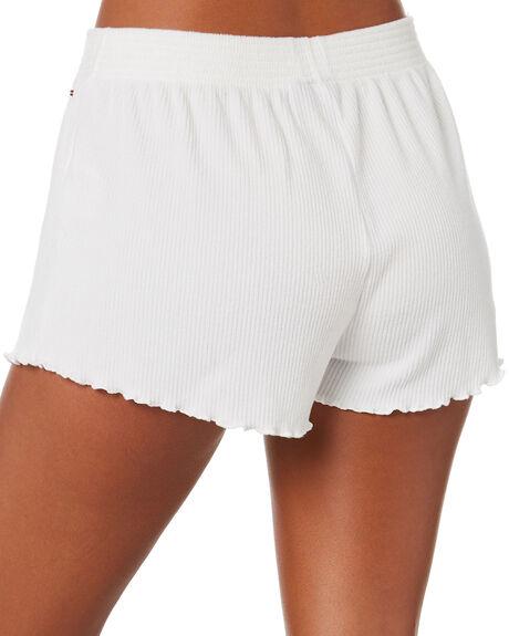 STAR WHITE WOMENS CLOTHING VOLCOM SHORTS - B0922003SWH