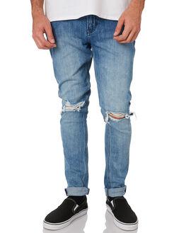DRIGGS DESTROY MENS CLOTHING LEE JEANS - L-606507-LM3DRDES