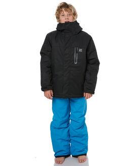 AQUA BLUE BOARDSPORTS SNOW BILLABONG KIDS - F6PB01AQUA