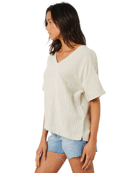 PALM WOMENS CLOTHING RHYTHM FASHION TOPS - JAN19W-WT07-PAL