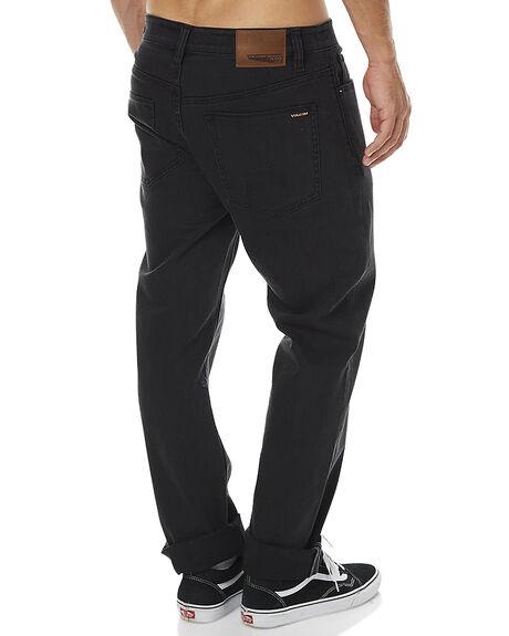 INK BLACK MENS CLOTHING VOLCOM JEANS - A1931503INK