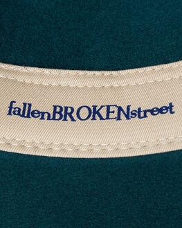TEAL WOMENS ACCESSORIES FALLENBROKENSTREET HEADWEAR - W19-01-03TEAL