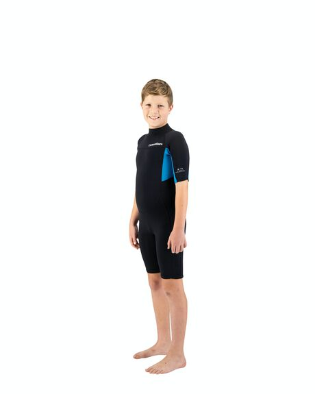 BLACK BLUE BOARDSPORTS SURF COASTLINES BOYS - 130782