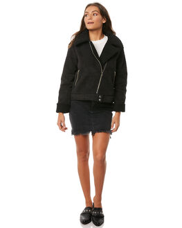 BLACK WOMENS CLOTHING THE FIFTH LABEL JACKETS - 40180360BLK