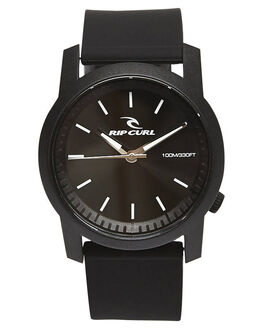 BLACK MENS ACCESSORIES RIP CURL WATCHES - A269890