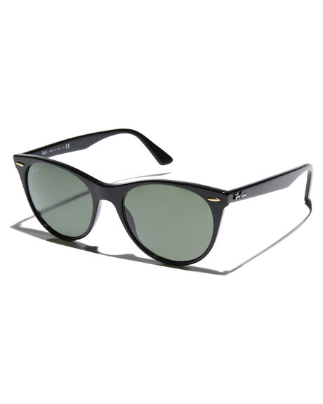 BLACK MENS ACCESSORIES RAY-BAN SUNGLASSES - 0RB218590131
