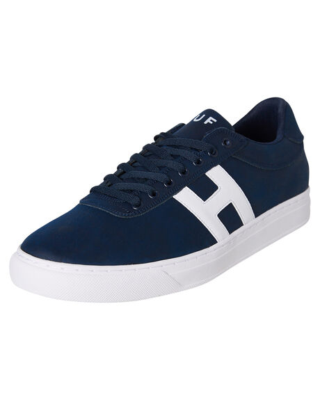NAVY OUTLET MENS HUF SKATE SHOES - CP00014NVY