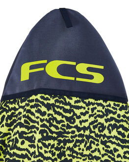 ICE YELLOW BOARDSPORTS SURF FCS BOARDCOVERS - BST-060-AP-IYEIYLW