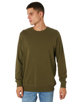 ARMY MENS CLOTHING AS COLOUR JUMPERS - 5121ARMY