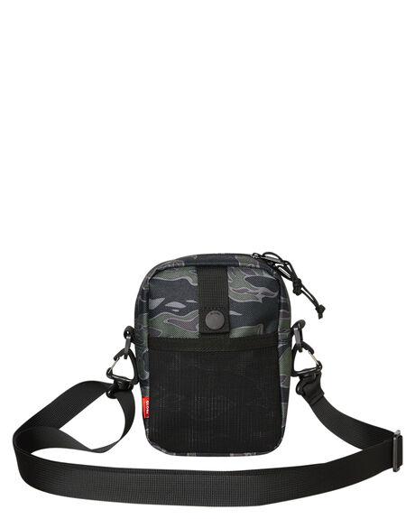 TIGER CAMO MENS ACCESSORIES GLOBE BAGS + BACKPACKS - GB71939012TCAM