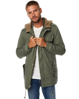 FATIGUE MENS CLOTHING THE CRITICAL SLIDE SOCIETY JACKETS - ASJ1705FAT