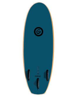 PILSNER BLUE BOARDSPORTS SURF GNARALOO GSI SOFTBOARDS - GN-DUNE-0410-PLSB