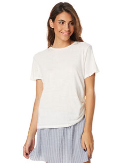 OFF WHITE WOMENS CLOTHING MINKPINK TEES - MP1602003OFWHT