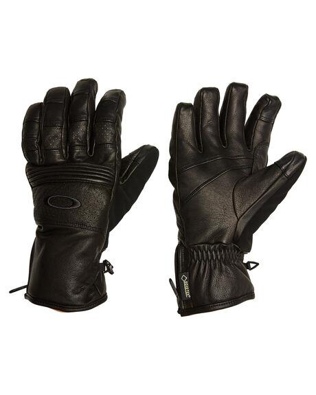 19a21413b7b3 Oakley Silverado Gore-Tex Snow Gloves - Blackout