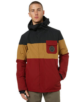 BLACK SNOW OUTERWEAR BILLABONG JACKETS - F6JM04BLK