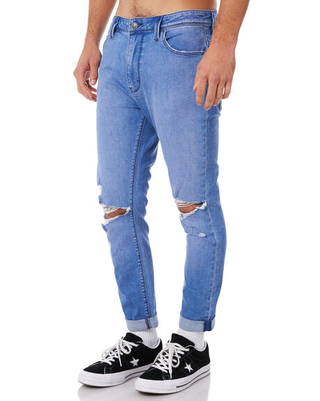 BLUE CHARGE OUTLET MENS A.BRAND JEANS - 812024073