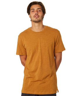 ALMOND MENS CLOTHING RHYTHM TEES - JAN19M-CT01-ALM