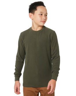 ARMY KIDS BOYS ACADEMY BRAND JUMPERS + JACKETS - BBA700ARMY