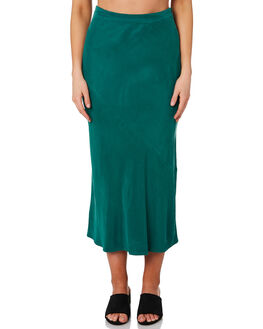EMERALD WOMENS CLOTHING TIGERLILY SKIRTS - T391278EME