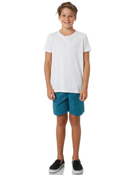 BAYOU BLUE KIDS BOYS SWELL SHORTS - S3164231BAYBL