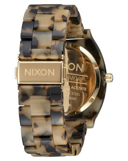 CREAM TORTOISE WOMENS ACCESSORIES NIXON WATCHES - A3273346-00