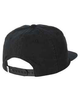 DIRTY BLACK MENS ACCESSORIES BANKS HEADWEAR - HA0110DBL