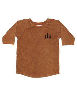KHAKI KIDS BABY CHILDREN OF THE TRIBE CLOTHING - BBYTO0350KHA