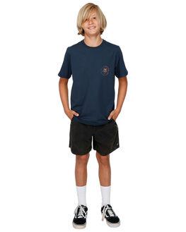 NAVY KIDS BOYS BILLABONG TOPS - BB-8591008-NVY