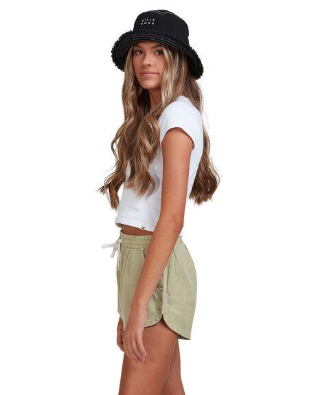PISTACHIO WOMENS CLOTHING BILLABONG SHORTS - 6513354-PIS