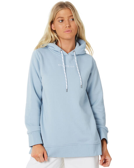BLUE WOMENS CLOTHING RPM JUMPERS - 8WWT09ABLUE