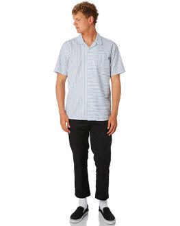TURQUOISE MENS CLOTHING NO NEWS SHIRTS - N5202161TURQ