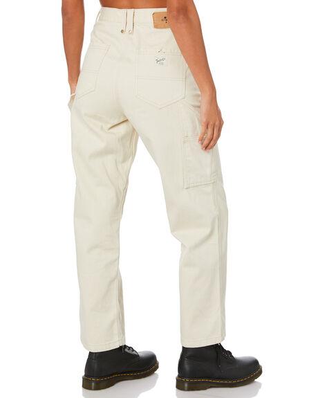 SHADY WHITE WOMENS CLOTHING THRILLS PANTS - WTW20-456ASHDWT