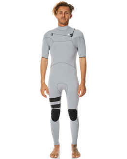 WOLF GREY SURF WETSUITS HURLEY STEAMERS - MFS000054001V