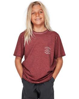 ROSE DUST KIDS BOYS BILLABONG TOPS - BB-8591007-RDU
