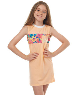 PEACH KIDS GIRLS RIP CURL DRESSES - JDRAX10165