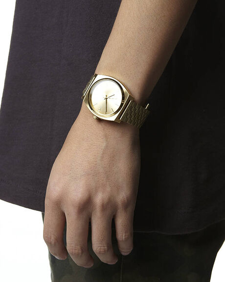 ALL GOLD/GOLD MENS ACCESSORIES NIXON WATCHES - A045511